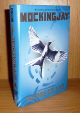 MOCKINGJAY by Suzanne Collins TRUE U.S. HB 1st! First Printing! Basis of FILMS