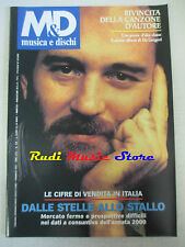 Rivista M&D MUSICA E DISCHI 639/2001 Francesco de Gregori Jennifer Lopez No cd