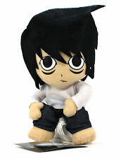 "New Genuine Great Eastern (GE-7051) 8"" L Shonen Jump Death Note Stuffed Plush"