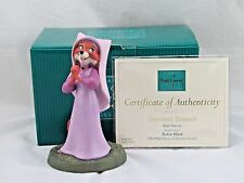 "WDCC ""Devoted Damsel"" Maid Marian from Disney's Robin Hood in Box with COA"