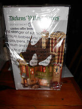 DEPT 56 DICKENS' VILLAGE CAMDEN COFFEE HOUSE NIB *Read*