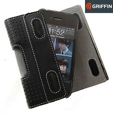 Genuine GRIFFIN IPHONE 4 & 4S Elan Funda Funda Cubierta | Negro