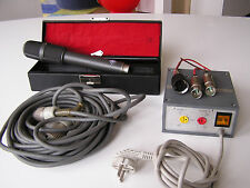 NEUMANN SM69 FET Stereo Microphone,ORIGINAL BOX,PSU, CABLE Break-out cable
