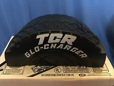 Vintage 1979 TCR Slot Car GLO-CHARGER Ideal Toy Slotless HO Racing Original Box