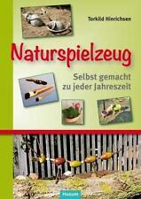 TORKILD HINRICHSEN - NATURSPIELZEUG