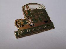 Pin's pétrole - carburant / BP - transporteurs (camion EGF)