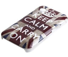 Schutzhülle f. Samsung Galaxy Ace S5830 Tasche Case Cover keep calm and carry on