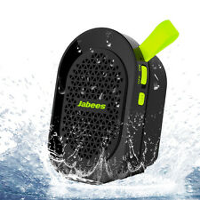 Waterproof Bluetooth Portable Wireless Speaker Stereo Jabees BeatBOX MINI green