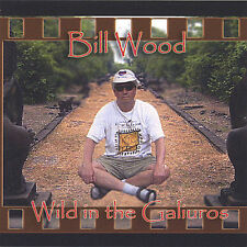 Wild in the Galiuros by Wood, Bill