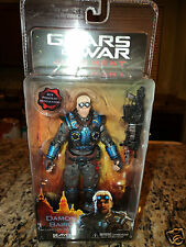GEARS OF WAR JUDGMENT DAMON BAIRD ACTION FIGURE NECA XBOX 360 PS3 JUDGEMENT