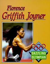 Florence Griffith Joyner: Dazzling Olympian (Lerner Sports Achievers)-ExLibrary