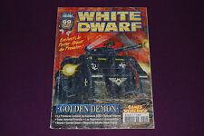 WHITE DWARF  99 - Juillet 2002 - Warhammer, 40000 40k & Seigneur des Anneaux