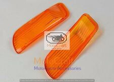 SUZUKI Burgman 650 Skywave 650 AN650 Signal Lights Front Cover Transparent Amber
