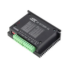 CNC Single Axis TB6600 0.2-5A Two Phase Hybrid Stepper Motor Driver Controller S