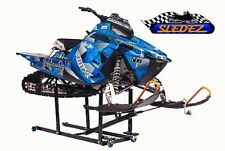 Sledez Snowmobile Lift, Cart Stand Dolly Skidoo Arctic Cat  Polaris Yamaha
