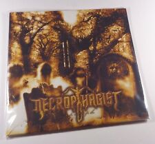 NECROPHAGIST Epitaph LP BLACK VINYL /1700 obscura the faceless death suffocation