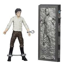 HASBRO STAR WARS BLACK SERIES 19 HAN SOLO MINI ACTION FIGURE NEW