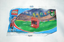LEGO Mini Figure Coca Cola Footbal 4465 NEW free shipping