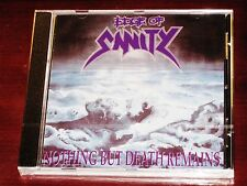 Edge Of Sanity: Nothing But Death Remains CD 2010 Black Mark Plastic BMCD10 NEW