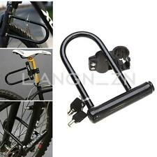 Bike Motorbike Motorcycle Cycle Scooter Bicycle Strong Security U Lock D Lock