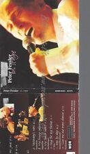 CD--PETER FESSLER -- -- ON STAGE