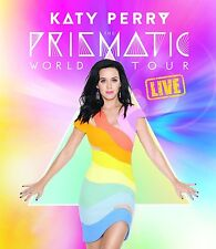 KATY PERRY The Prismatic World Tour Live BLURAY NEW .cp