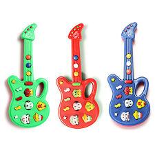 1 PC Kleinkind Bildungs Elektronische Gitarre Toy Sound Music Baby