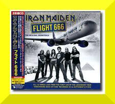 Iron Maiden , Flight 666 ( 2 CD_Japan)