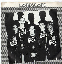 "Landscape - Norman Bates 7"" Single 1981"