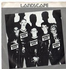 """Landscape - Norman Bates 7"""" Single 1981"""