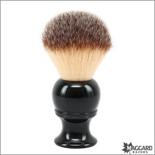 Shaving Brush - Maggard Razors - Black 24mm Synthetic Brush