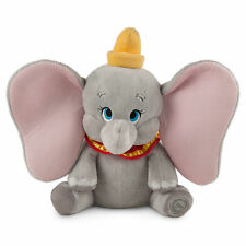 NEW Disney Store World DUMBO Elephant Plush Stuffed Animal Toy Large Authentic