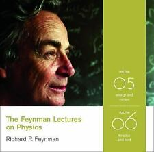 The Feynman Lectures on Physics Volumes 5-6 by Richard Phillips Feynman Compact