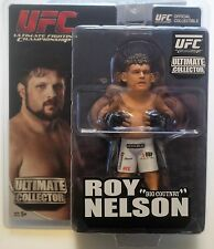 2011 Round 5 UFC Ultimate Collector Roy Nelson Figure NEW RARE!