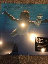 NIRVANA 'NEVERMIND' LP 12'' Reissue Remastered Stereo 180G - SEALED