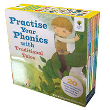 Oxford Reading Tree Practise Your Phonics with Traditional Tales 21 Books boxset