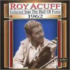 1962-Country Music Hall Of Fame - Roy Acuff (2003, CD NEUF)