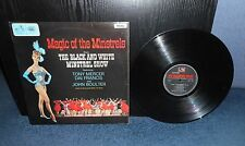 """12"""" LP 33rpm Magic Of The Minstrels from The Black & White Minstrel Show"""