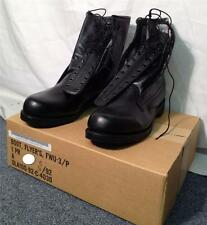 NEW GENUINE ADDISON FWU-3/P WINTER BLACK LEATHER FLYER'S PILOT'S BOOTS 5 EE