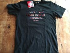Andy Warhol Quote UNIQLO SPRZ NY Graphic T Shirt Medium NWT New