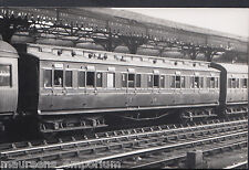 Railway Transport Photograph - Trains - Train Carriage   N565