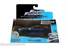JADA BRIAN'S NISSAN GT-R R35 BLUE FAST & FURIOUS 7 MOVIE 1/32 DIECAST CAR 97037