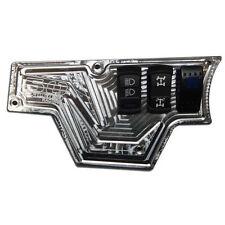 Made in USA - Polaris RZR XP1000 Custom CNC Aluminum Chrome Dash Panel UTV 2014