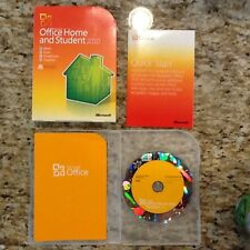 Microsoft Office 2010 Home and Student Family Pack for 3PCs w/ WORD, EXCEL & PPT