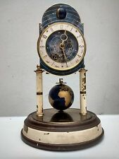 Kaiser German moon phase anniversary clock without dome or torsion spring