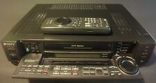 Sony SLV-E1000 VHS High End Profi Videorecorder   #513