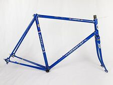 VERY RARE Locomotief Champion Rahmen Set 58 cm | Frame set | Dutch Road Classic