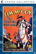 The Fighting Marshall,New DVD, Edward Le Saint, Pat O'Malley, Mary Carr, Matthew