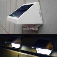 ♥♥ 4 LED Solar Reflector Foco Lámp Jardín casa LUZ Impermeable lámpara Light