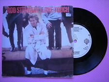 Rod Stewart - Love Touch (From Movie, Legal Eagles) Warner Bros. W8668 Ex A1/B1